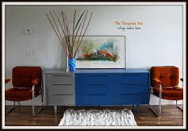 the turquoise iris furniture u0026 art mid century modern dresser