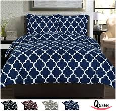 comforters ideas awesome navy and white comforter imposing navy