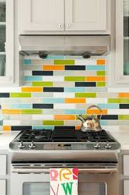 how to make a backsplash in your kitchen 39 best colorful kitchen backsplashes images on