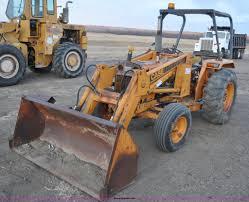 case road runner 380 tractor item f2234 sold march 25 v