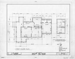 second floor plan william worrell vass house raleigh north