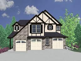 Triplex Home Plans Tudor Triplex House Plan 85056ms Architectural Designs House