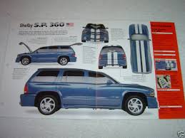 1999 dodge durango specs modern collectibles revealed the1999 2000 dodge durango shelby