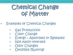 essential questions what characteristics identify a substance