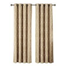 ivory blackout curtains interior design