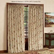 patio doors pinch pleated drapery cornwall pleat patio door panel
