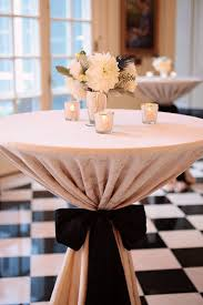 Coffee Table Linens by Charlotte Wedding At The Duke Mansion By Kristin Vining