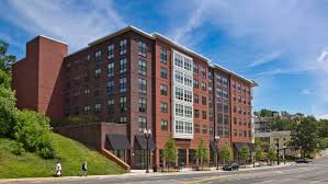 Multifamily Ahc Inc The Shell Named Multifamily New Construction Project Of
