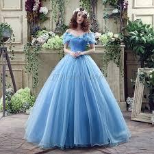 wholesale new movie princess cinderella cosplay dress for