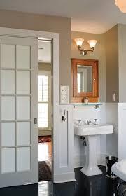 glass door on bathtub 25 best sliding bathroom doors ideas on pinterest bathroom