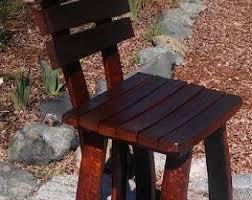 barrel stool etsy