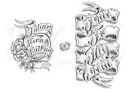 rose banner tattoo designs tattoo collection