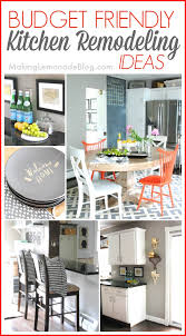 remodeling a home on a budget budget friendly modern white kitchen renovation home tour making