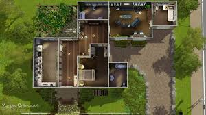 mod the sims old english cottage no cc advertisement