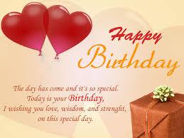 Happy Birthday Wishes Message Happy Birthday Wishes Messages Birthday Pinterest Happy