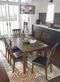 puluxy dining room table set 7 cn corporate website of ashley