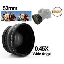converter luas kelebihan kekurangan wide macro converter lens 52mm for canon nikon