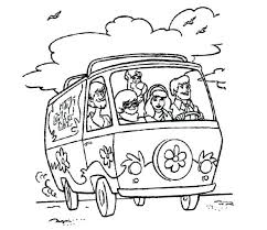 coloring pages scooby doo pictures print free printable