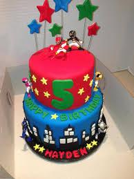 power rangers birthday cake power ranger birthday cake cakecentral