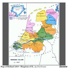 Map Of Holland Historical Maps Of The Netherlands