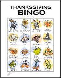thanksgiving bingo board no 3 coloring page thanksgiving ideas