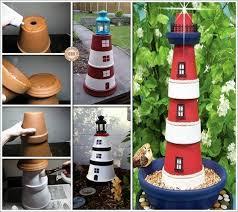 Craft Ideas For The Garden Garden Craft Ideas Phpearth
