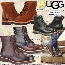 ugg noxon sale 楽天市場 ugg アグ正規品 メンズ noxon ノクソン ブーツ 1003273