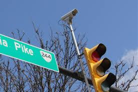 fairfax city red light ticket photored police arlington virginia