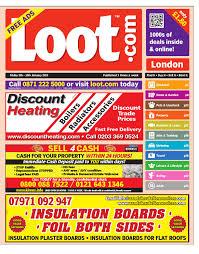 loot london january 9th 2015 by loot issuu