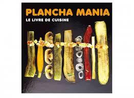 livre cuisine plancha livre de recettes à la plancha mania eno jardideco