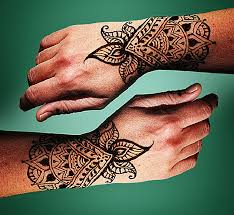 diseños de tatuajes de henna para manos tatuajes henna and tatoos