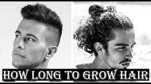 men growing hair out stages growing out an undercut the early stages men s long hair aka