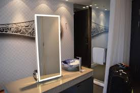 Open Bathroom Concept by Hotel Review Andaz Amsterdam Prinsengracht