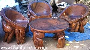 Wooden Table Chairs Wooden Crab Table And Wooden Crab Chair