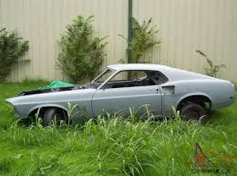 mustang restoration project for sale mustang ground up restoration project car