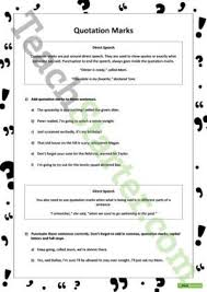punctuation teaching resources u2013 teach starter
