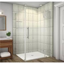 40 Inch Shower Door Aston Shower Doors Showers The Home Depot