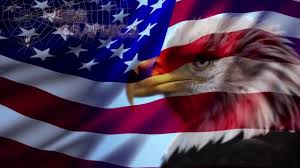 Americain Flag American Flag Eagle Youtube