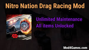 nitro nation mod apk nitro nation drag racing unlimited maintenance mod apk free