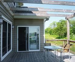 How To Build A Wood Awning Over A Deck Inspiring Before And After Deck Makeovers