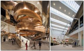 Three Contemporary Architecture Projects Denmark England France