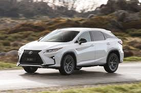lexus suvs lexus rx 7 seater edges closer to production