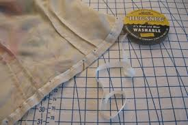 seam binding ribbon tutorial vintage finishing techniques britex fabrics britex