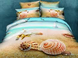 Ocean Duvet Cover 100 Cotton 3d Deep Ocean Print Bedding Set Queen Size Duvet Cover