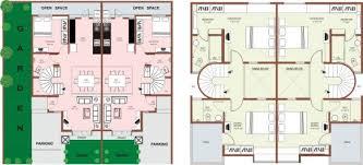 Multi Family Home Designs Australian Family House Plans Homes Zone