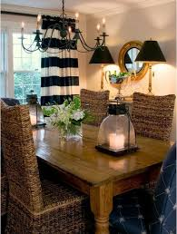 Curtains Dining Room Ideas Best 25 Striped Curtains Ideas On Pinterest Country Chic