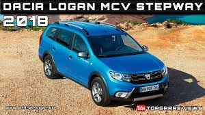renault logan 2016 price 2018 dacia logan mcv stepway review rendered price specs release