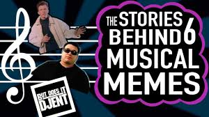 Djent Meme - the stories behind 6 musical memes youtube