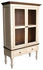 buffets cabinets and hutches cottage china cupboard