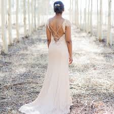 backless wedding dress backless wedding dresses 17 brides in swoon worthy backless